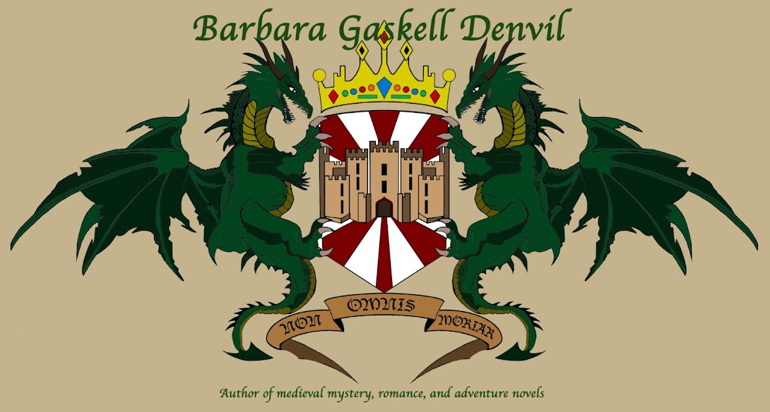 Barbara Gaskell Denvil