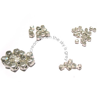 Sterling Silver Plated Faceted Nuggets (Chan Luu Style), Beads Of Cambay Discount Coupon Code - DIY Product Review