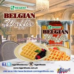 REGENT BELGIAN WAFFLE!