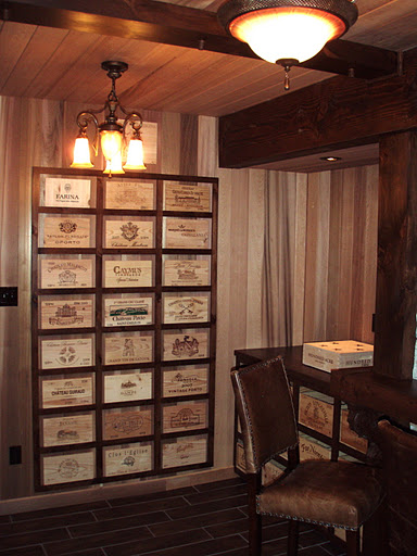 Wooden wine boxes wine crates 6 wine crate furniture What to do with wine crates