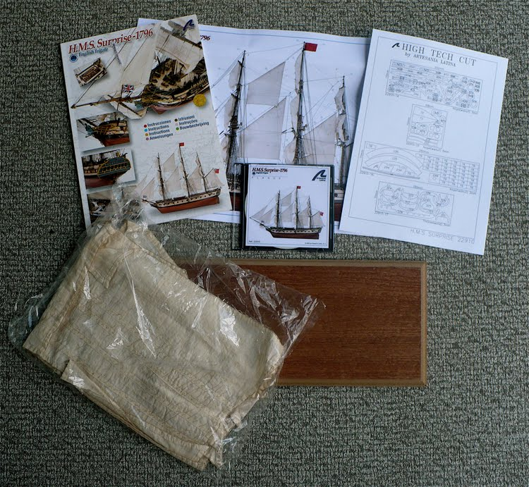 HMS Surprise (replica ship)