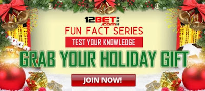 12bet fun fact series