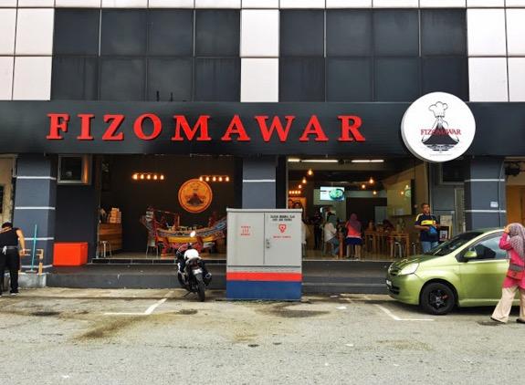 Permohonan maaf FizoMawar Kitchen terhadap reviu blogger