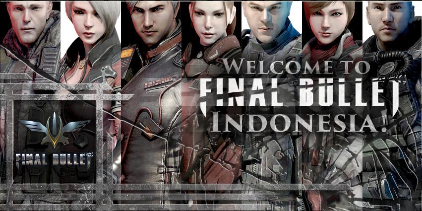 Qeon Publikasikan Final Bullet di Indonesia