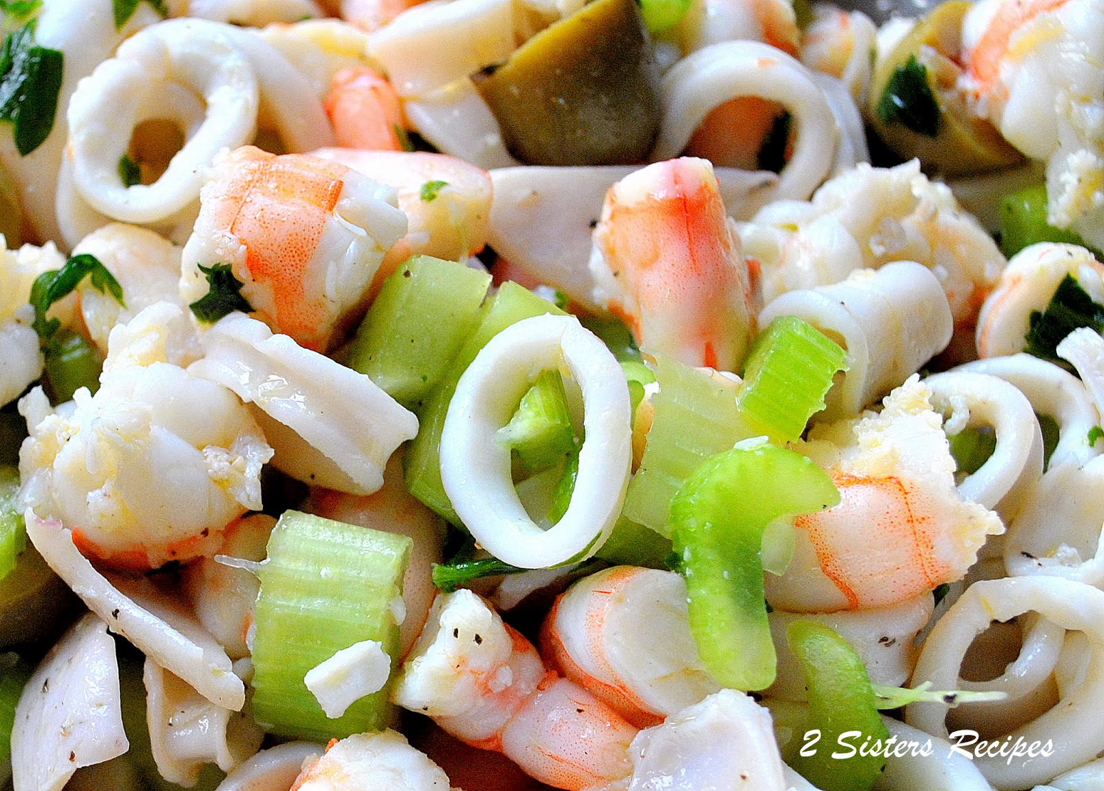 Seafood Salad Recipes For Christmas