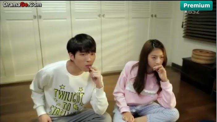 High School Love On Woohyun And Seulbi