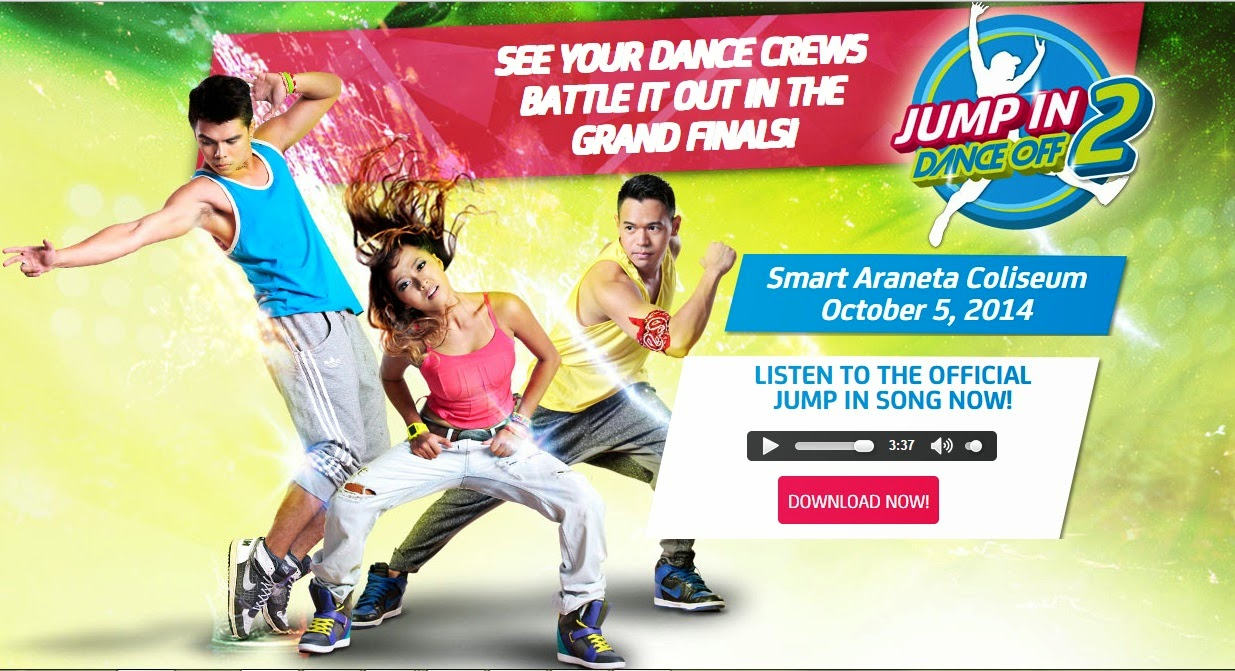 List of Winners: Smart Jump In Dance Off 2 Grand Finals 2014