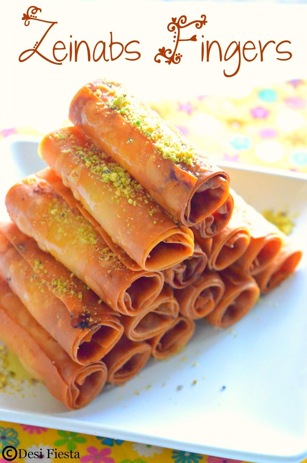 Fried snacks Recipes