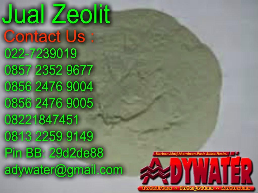 Jual Zeolit - Jual Zeolit Aktif - Jual Zeolit Filter