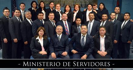 Ministerio de ense anza y predicaci n servidores en la for Ministerio de ensenanza
