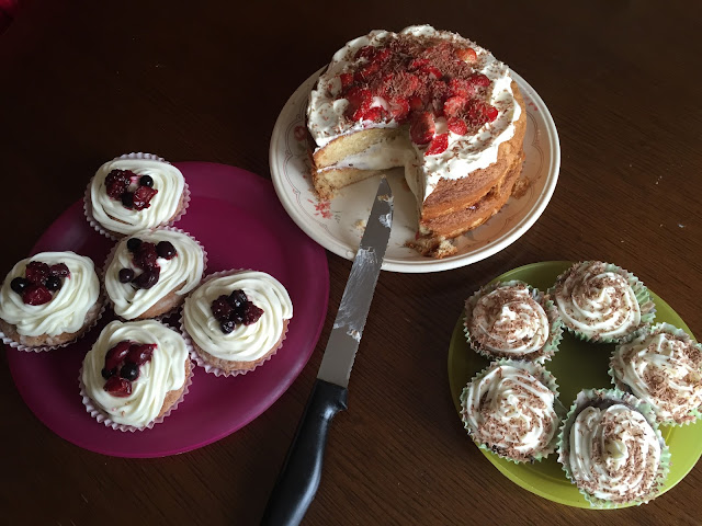 Saturday baking