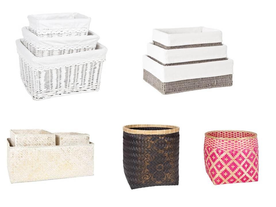 Lifestyle me caixas e caixinhas cestos e ba s - Jaulas decorativas zara home ...
