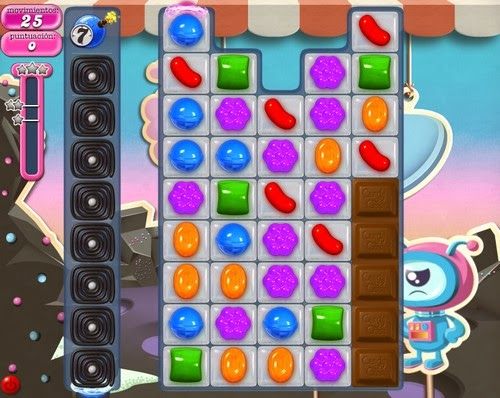 Trucos Nivel 103 Candy Crush Saga