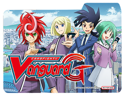 Phim Cardfight !! Vanguard G