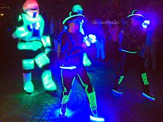 Brodas Bros - Robot de luz - en Bilbao-