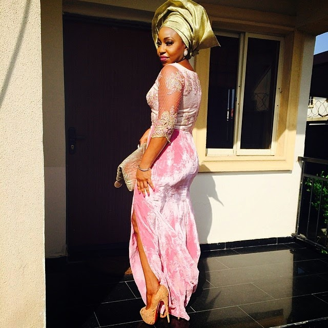Image of Rita Dominic Looking Traditional