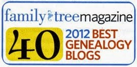 Thanks Family Tree Magazine!