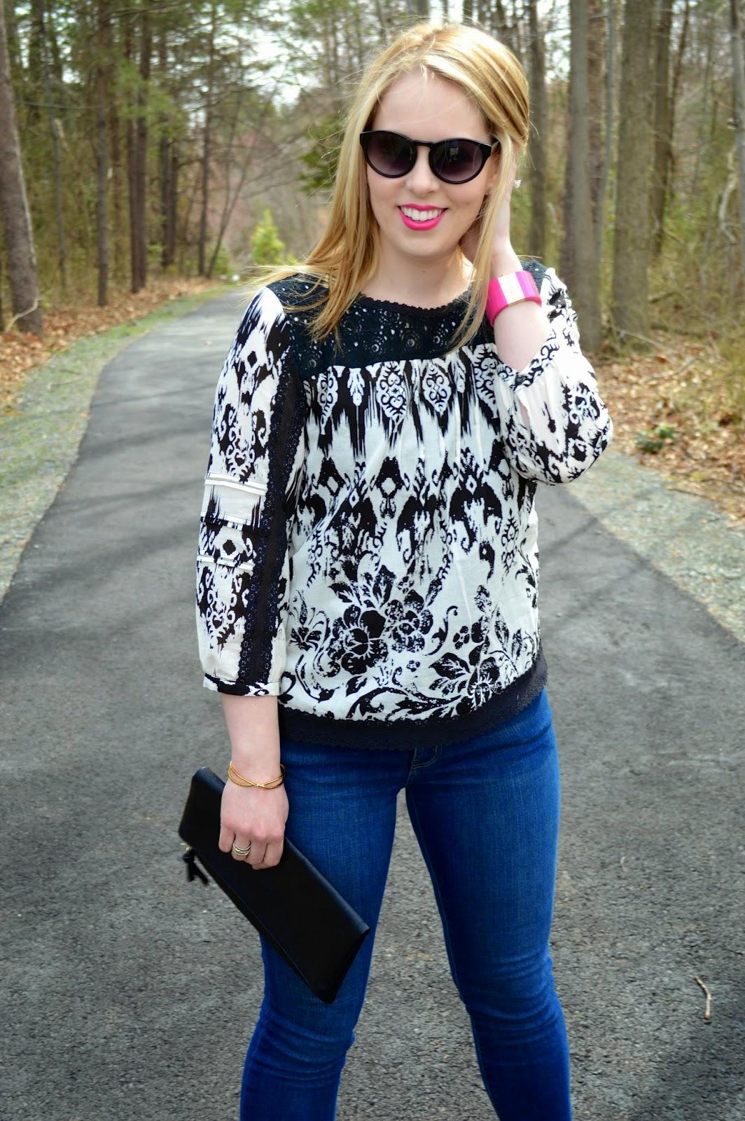 spring blouse