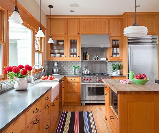 16 cocinas de sue o for Imagenes de cocinas bonitas