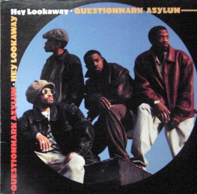 Questionmark Asylum – Hey Lookaway (1995, VLS)