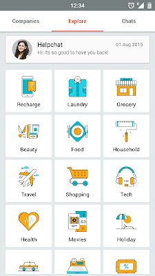 Helpchat launches it's personal assistant app to help people get more tasks done