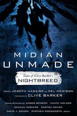 Midian Unmade Clive Barker horror fantasy