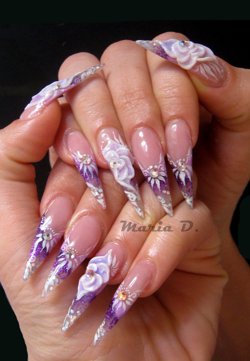 Long Nails Feet http://justamakeup.blogspot.com/2012/02/duck-feet-kormok-wtf.html