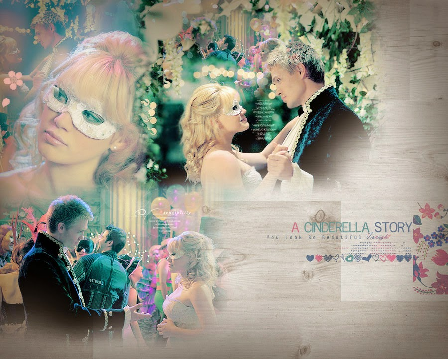 A Cinderella Story is a 2004 American teen romantic comedy film. The film stars Hilary Duff, Jennifer Coolidge, Chad Michael Murray and Regina King and was directed by Mark Rosman. The film's plot revolves around two Internet pen pals (Duff and Murray) who meet at a school dance and fall in love but two different worlds keep them apart. It received negative reviews from critics, but was a commercial success and has since gained a cult following. The film was followed by two sequels.