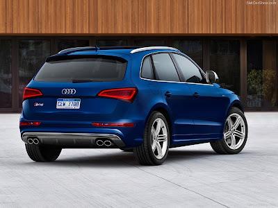 2014 Audi SQ5 3.0 TFSI