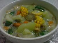 resep cara memasak sayur lodeh khas sunda
