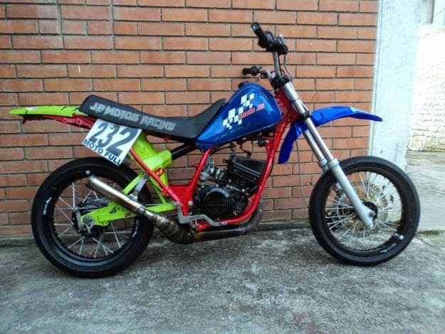Yamaha  Motocross Con Monoshock