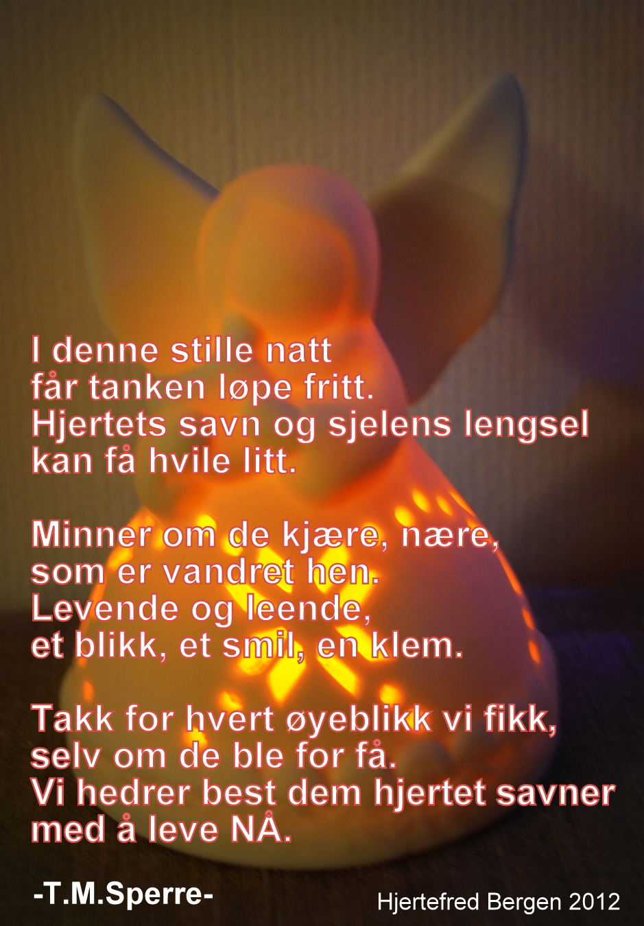 godt nytt år dikt
