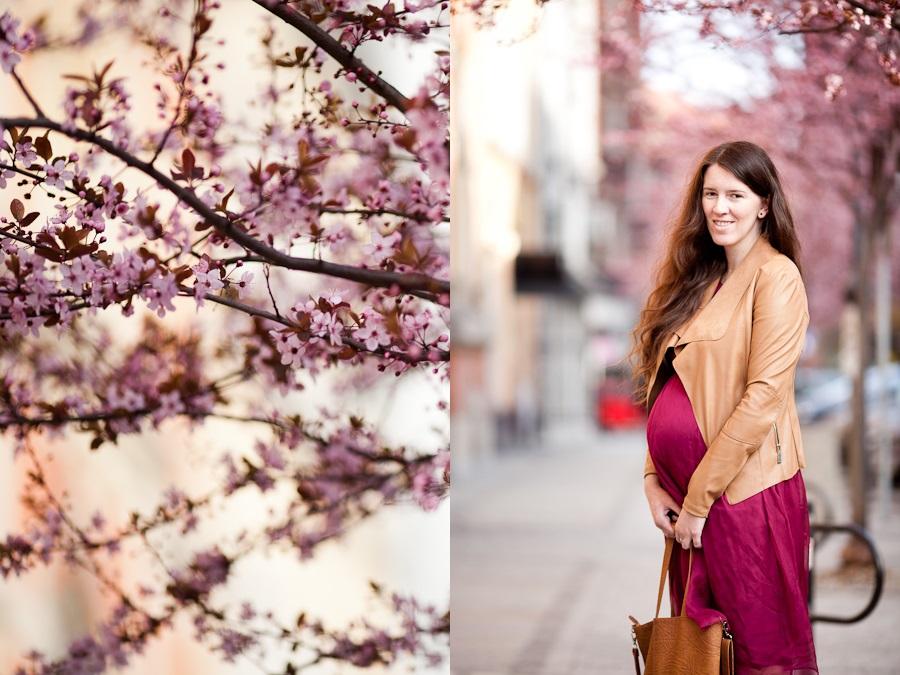 sukienka ciążowa topshop maternity wiosna