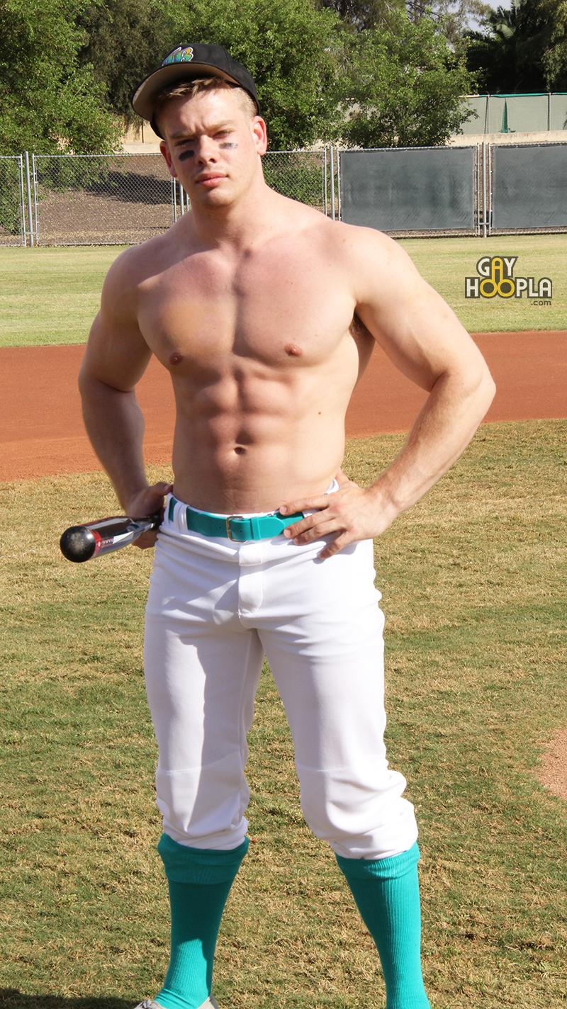 Bona baseball jock jimmy big