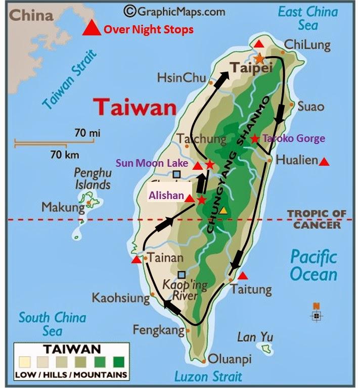 Chois travel blog taiwan vacation 12 day itinerary my round taiwan trip sciox Choice Image