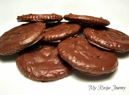 Ritz Thin Mint Cookies