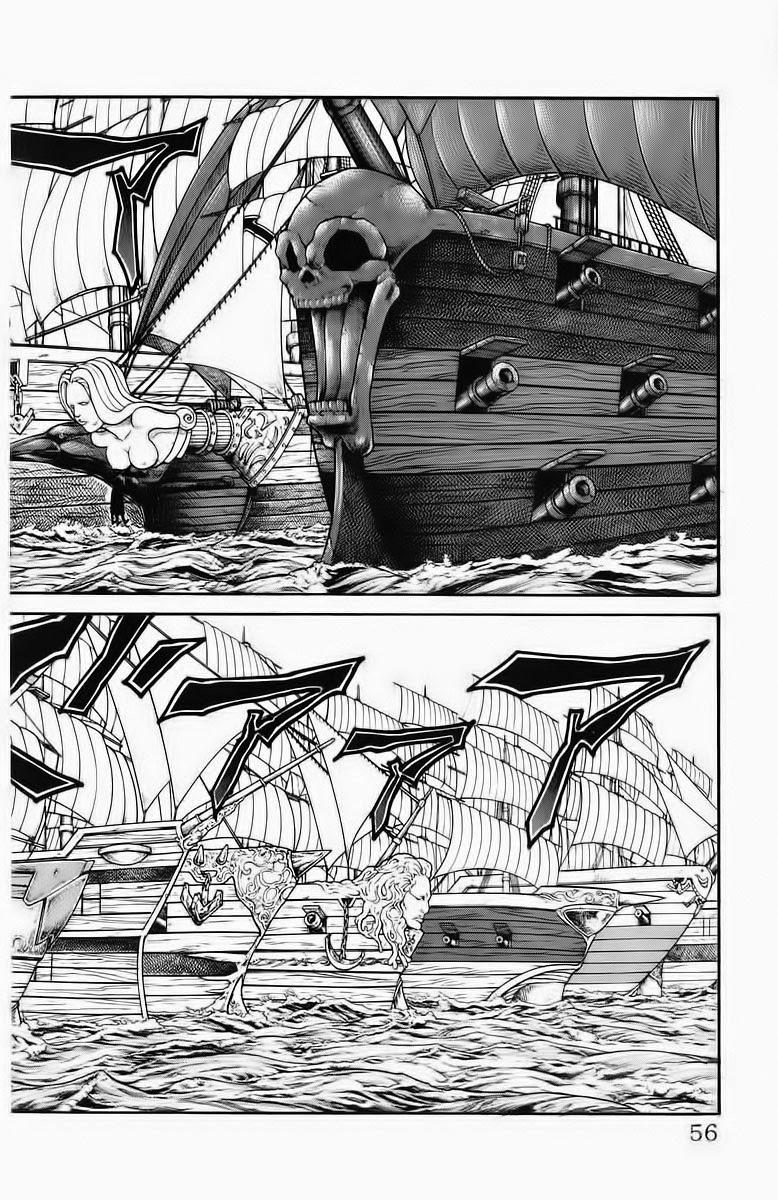 Vua Trên Biển – Coco Full Ahead chap 225 Trang 9 - Mangak.info