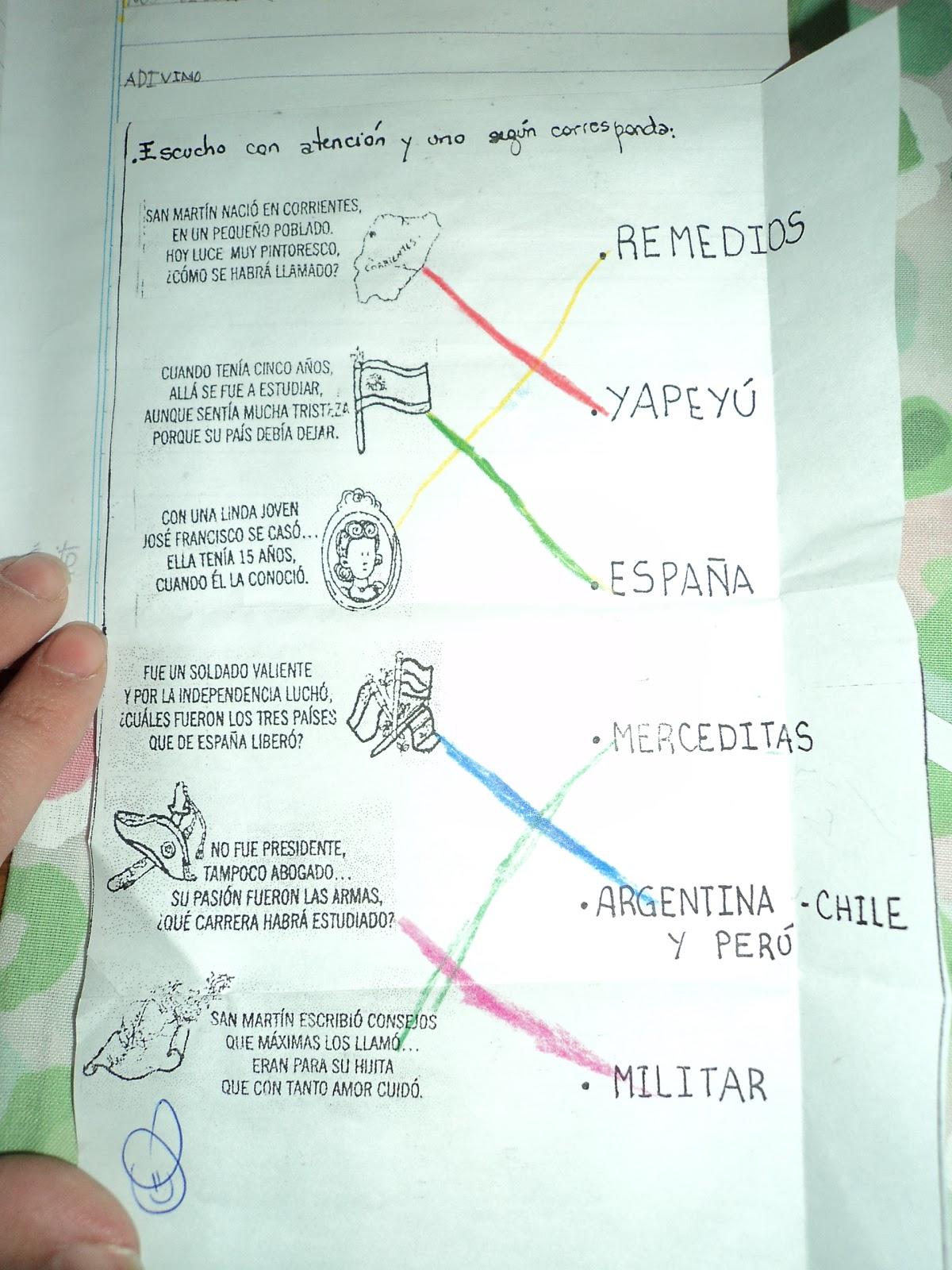 Libreria El principito : ¡Ideas para conmemorar el dia del Gral. San ...