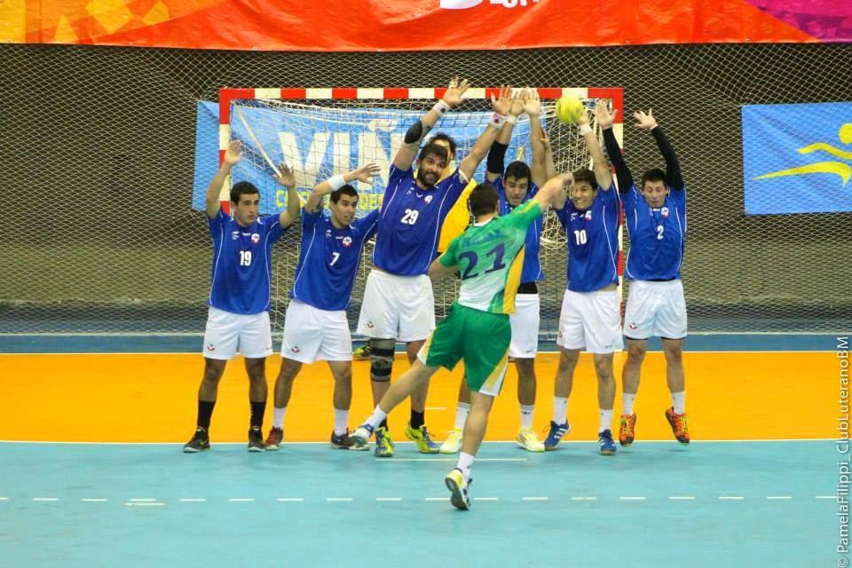 BRA-CHI en el handball de los Juegos ODESUR | Mundo Handball, Multimedia