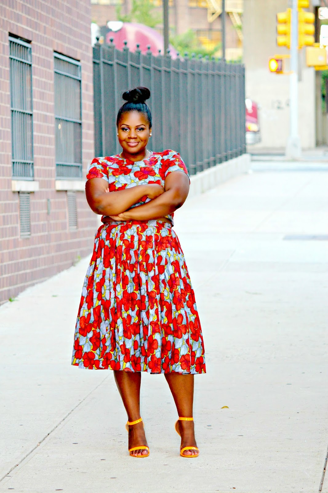 PLUS SIZE FASHION BLOGGER STYLE