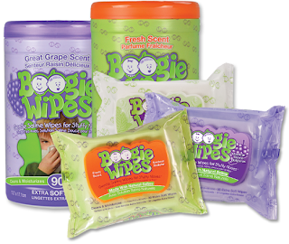 Boogie Wipes Products