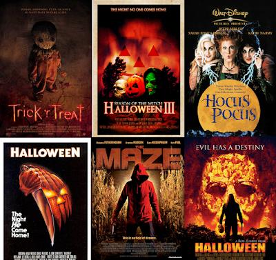 Top 10 Halloween Horror
