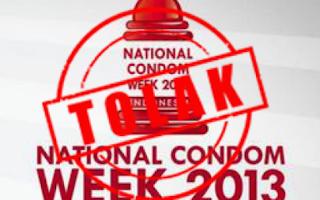 Kondom gratis