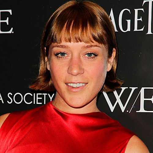 Chloe Sevigny hair - The Fringed Bob