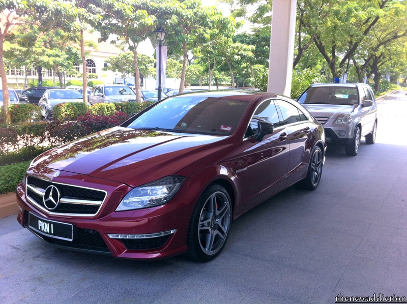 Mercedes cls 63 amg price malaysia for Mercedes benz cls63 price
