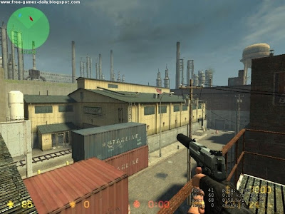 Counter Strike Global Offensive gameplay