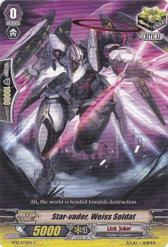 Vanguard TH Link Joker Messiah VS Blaster Blade Exceed