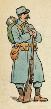 L'uniforme de 1915