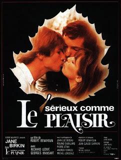 Serious as Pleasure 1975 Sérieux comme le plaisir