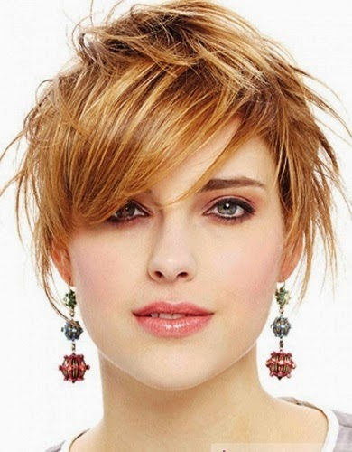 Short choppy hairstyles -  hairstyles  Short choppy